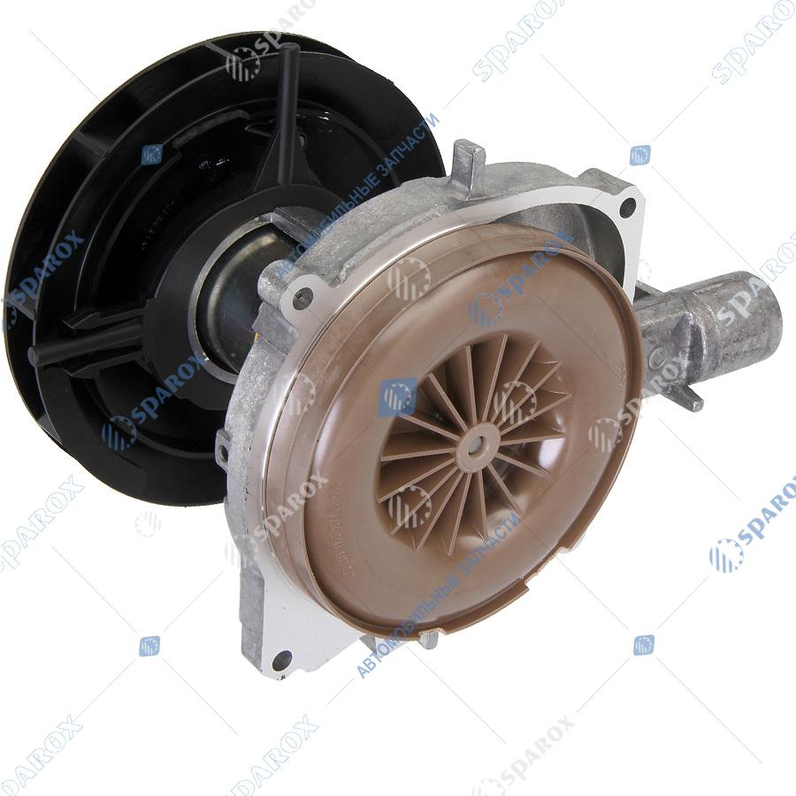 Eberspacher-25.2145.99.2000 Вентилятор отопителя Airtronic D4S (24V - 3,5 kW) в сборе с крыльчаткой