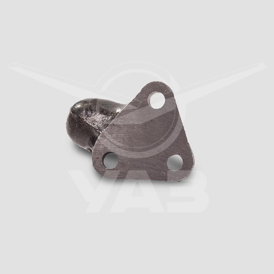 3160-1001015 Кронштейн крепления двигателя УАЗ-315195 Хантер ДВ-4213, 3160 ДВ-421 (ОАО УАЗ)