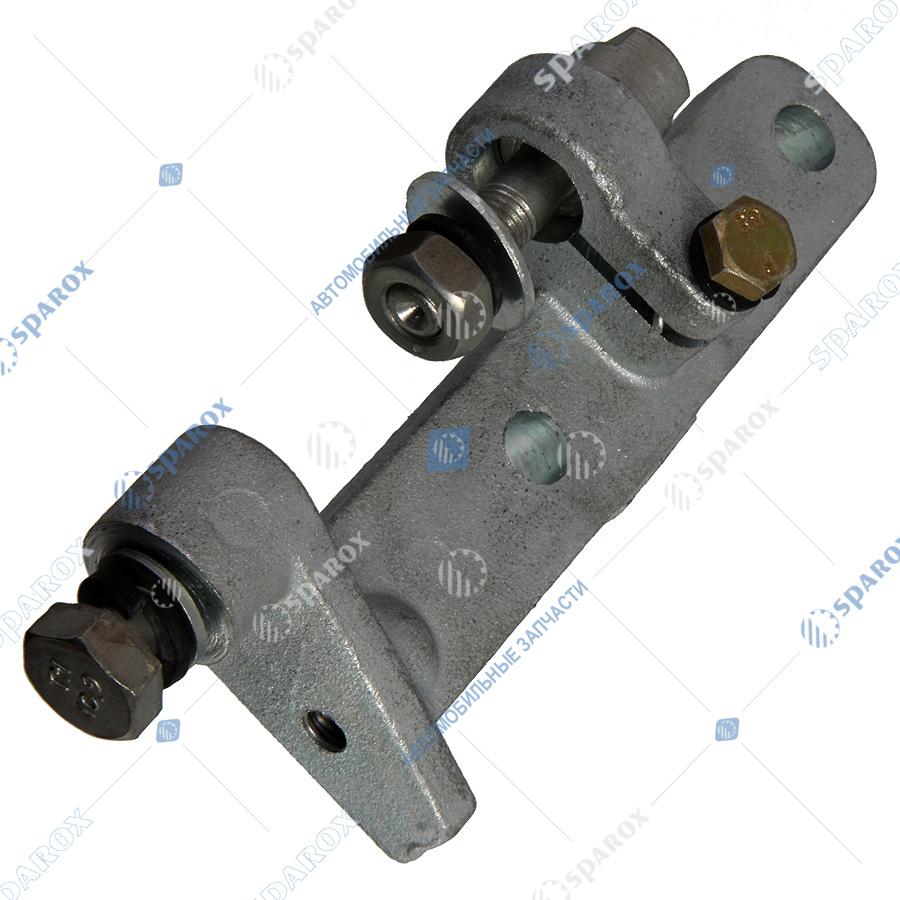 7406-3701770-40 Кронштейн крепления генератора КАМАЗ для двигателей 740.30, 740.31 (ПАО КАМАЗ)
