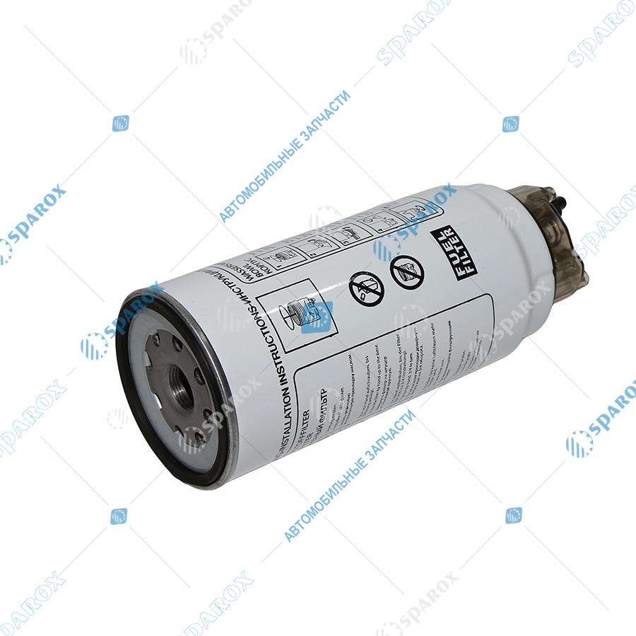 PL420 Элемент фильтрующий топливный Камаз PL420 со стаканом