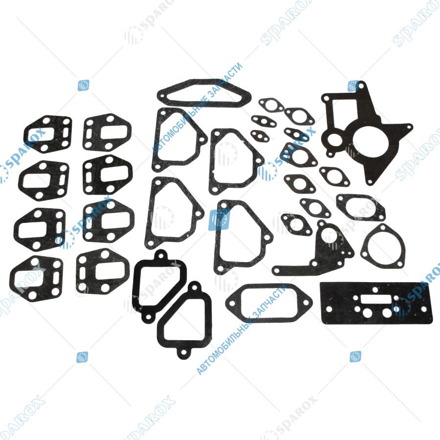 740.30-1002009-35 РК Ремкомплект двигателя КАМАЗ ЕВРО-3 (полный) ФСИ, прокладки, кольца, сальники (35 позиций) (КАМРТИ)