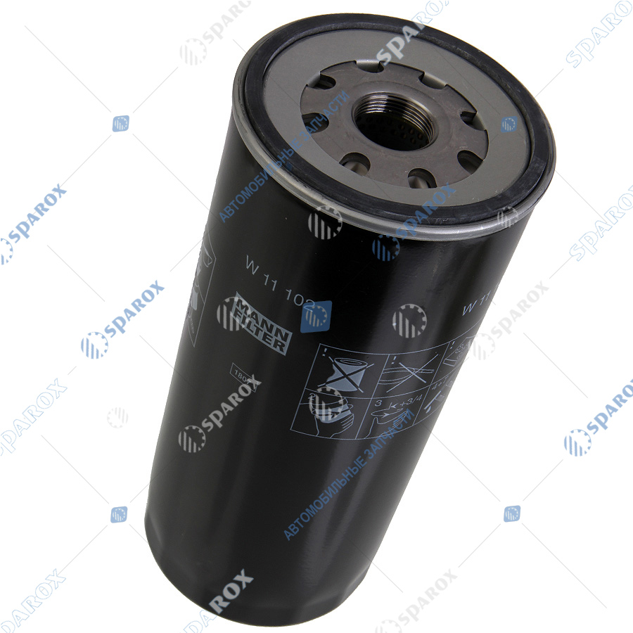 Mann+Hummel-W 11 102 Фильтр масляный