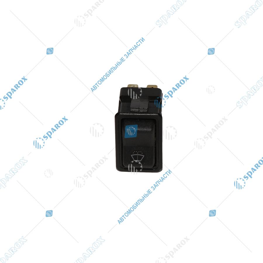 771-3709-02.30 Переключатель стеклоомывателя ветрового стекла УРАЛ,ПАЗ 771.3709-02.30 (АО Автоарматура)