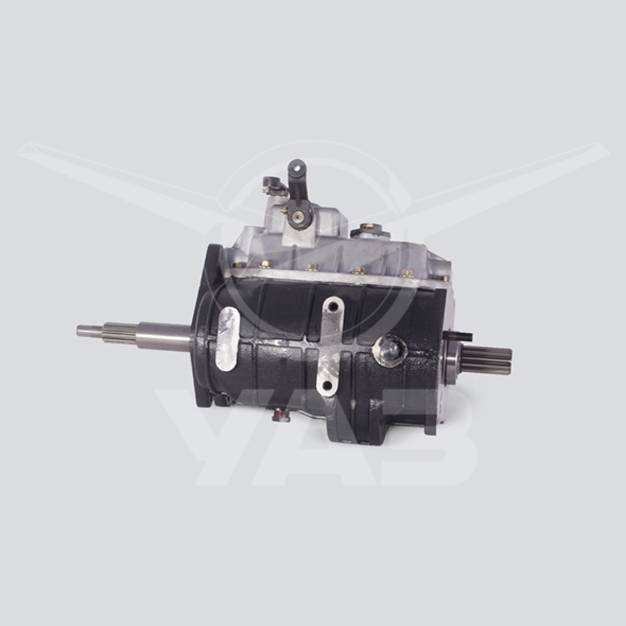 2206-1700010-01 КПП УАЗ-452 5-ступенчатая грузовая (Baicic) (ОАО УАЗ)
