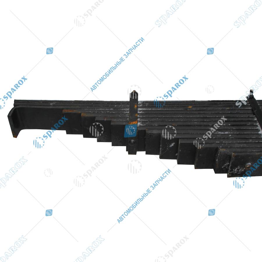 55111-2912012-01/1СБ Рессора задняя 14л. L=1464мм КАМАЗ (БЗРП)