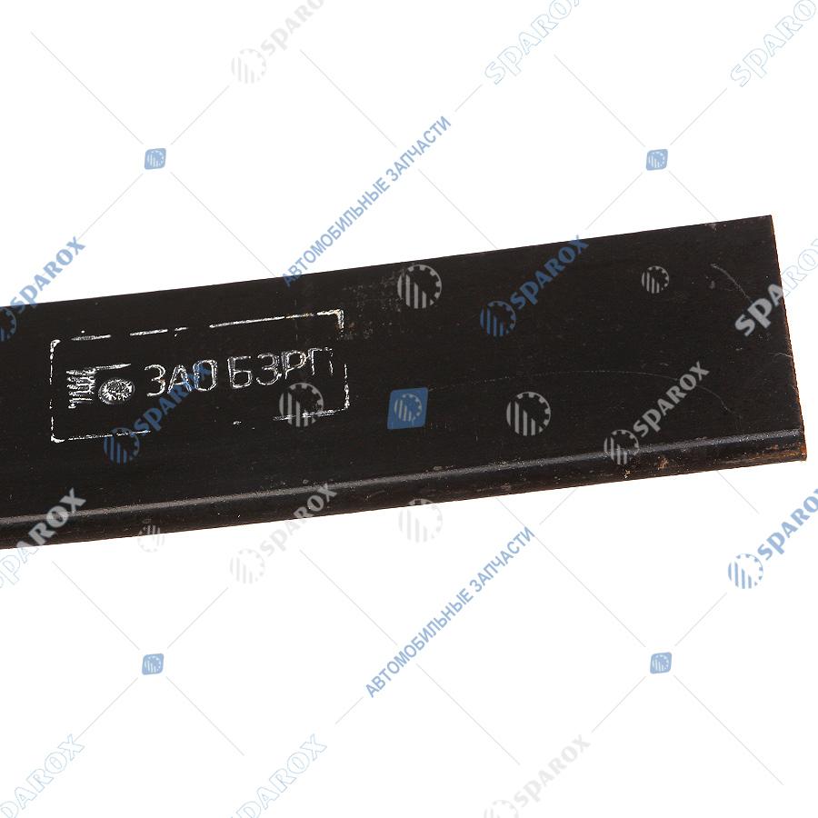 55571-2912101/1 Лист 1 рессоры задней усиленный УРАЛ (БЗРП)