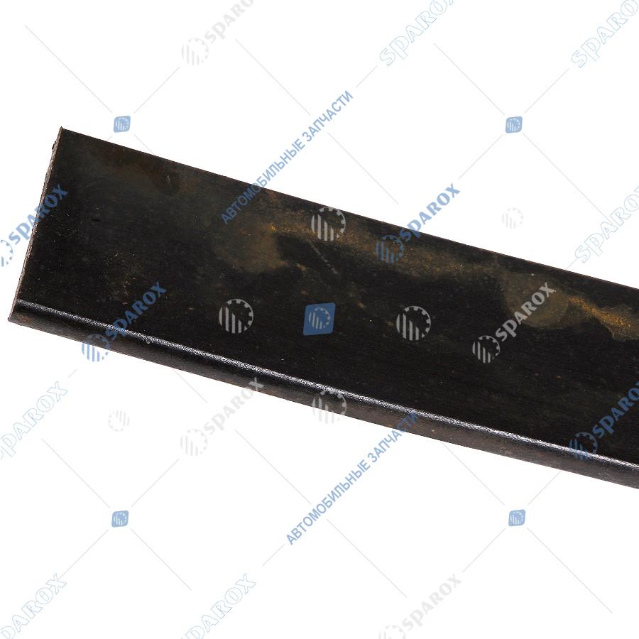 5322-2912101/1 Лист 1, 2 рессоры задней КАМАЗ (БЗРП)