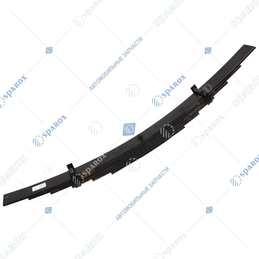 500А-2913012/1СБ Рессора дополнительная 6л. L=1220мм МАЗ (БЗРП)