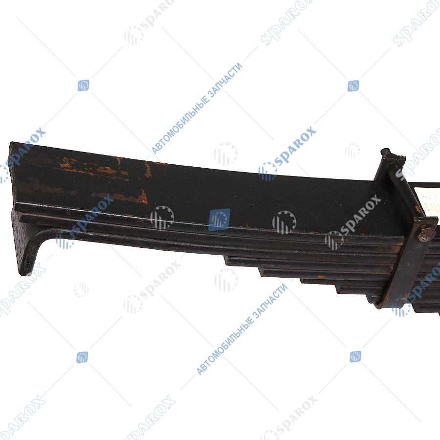 9389-2912012-001/1СБ Рессора п/прицепа 12л. L=1340мм усиленная МАЗ (БЗРП)