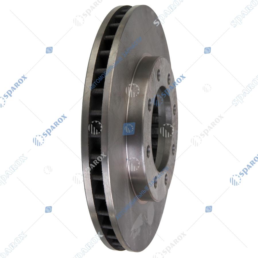5301-3501070 Диск тормозной ЗИЛ-5301 (FENOX)