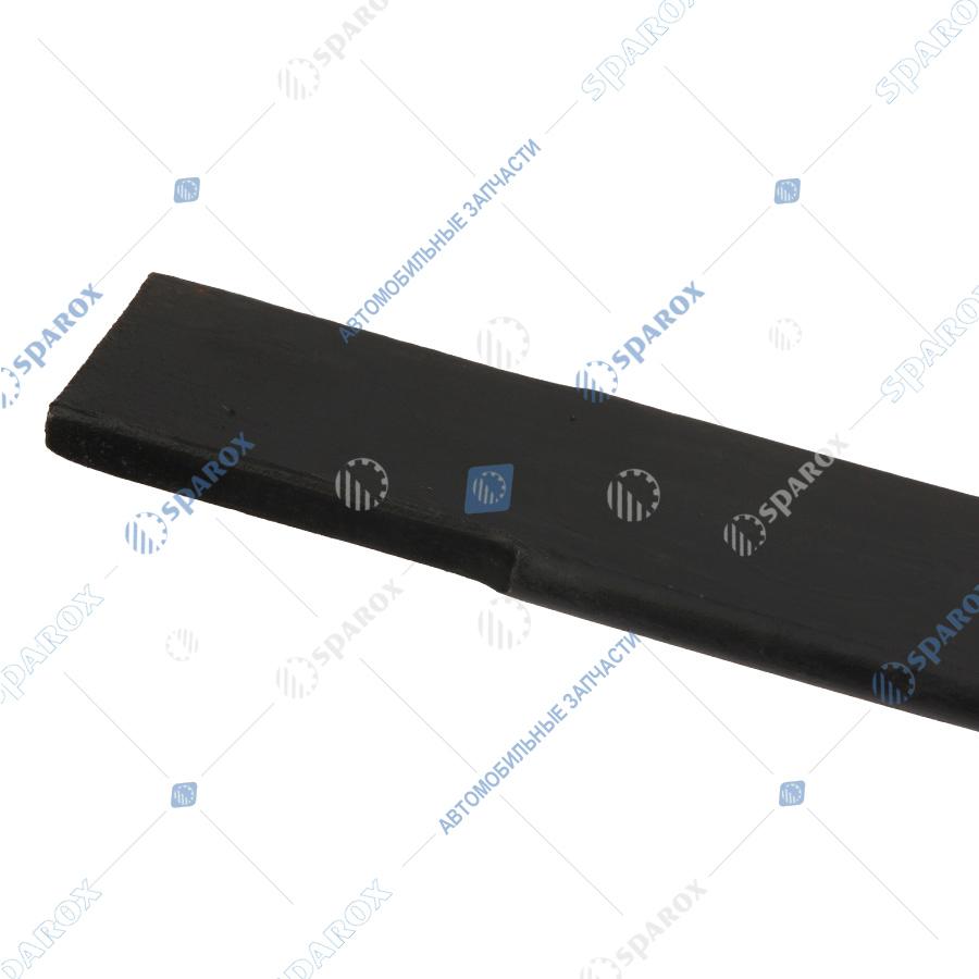 6430-2902101-10/1п Лист 1 рессоры передней МАЗ (БЗРП)