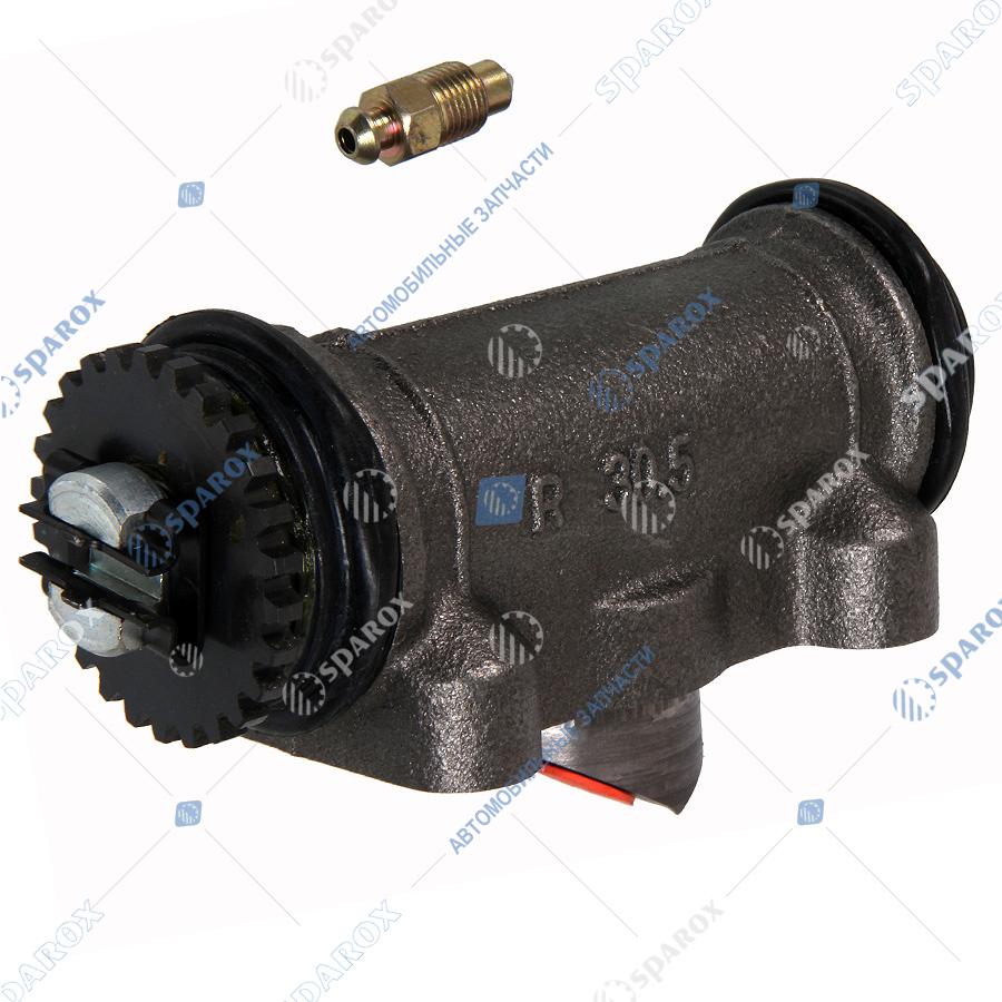 TCIC-KAT1260 Цилиндр тормозной задний HYUNDAI County правый (без прокачки) TCIC