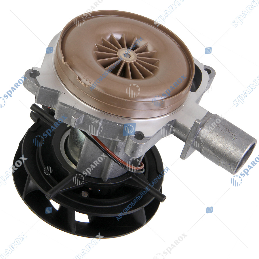 Eberspacher-25.2070.99.2000 Вентилятор отопителя Airtronic D2 (24V - 2,0 kW) в сборе с крыльчаткой