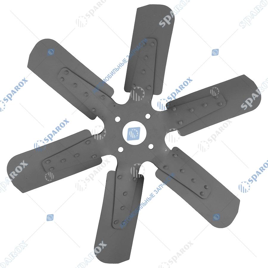 238-1308012-А4 Крыльчатка вентилятора МАЗ,УРАЛ,КРАЗ (ПАО Автодизель) 50*560 дв.ЯМЗ-238М2