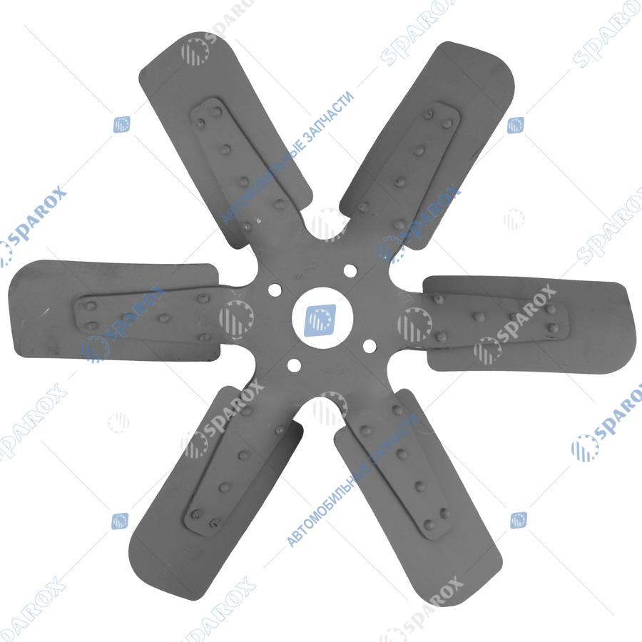 236-1308012-А4 Крыльчатка вентилятора МАЗ, УРАЛ (ПАО Автодизель) 50*520 дв. ЯМЗ-236М2