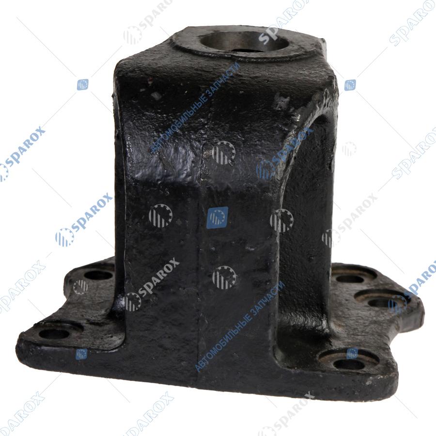 500А-2912444 Кронштейн задней рессоры МАЗ передний (ОАО МАЗ)