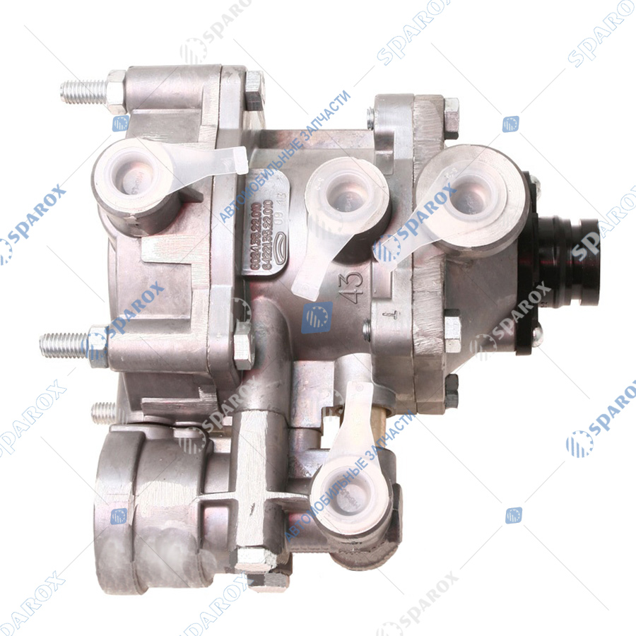 6024-3522010-00 Клапан управления тормозами с 2-пров.приводом (БелОМО).