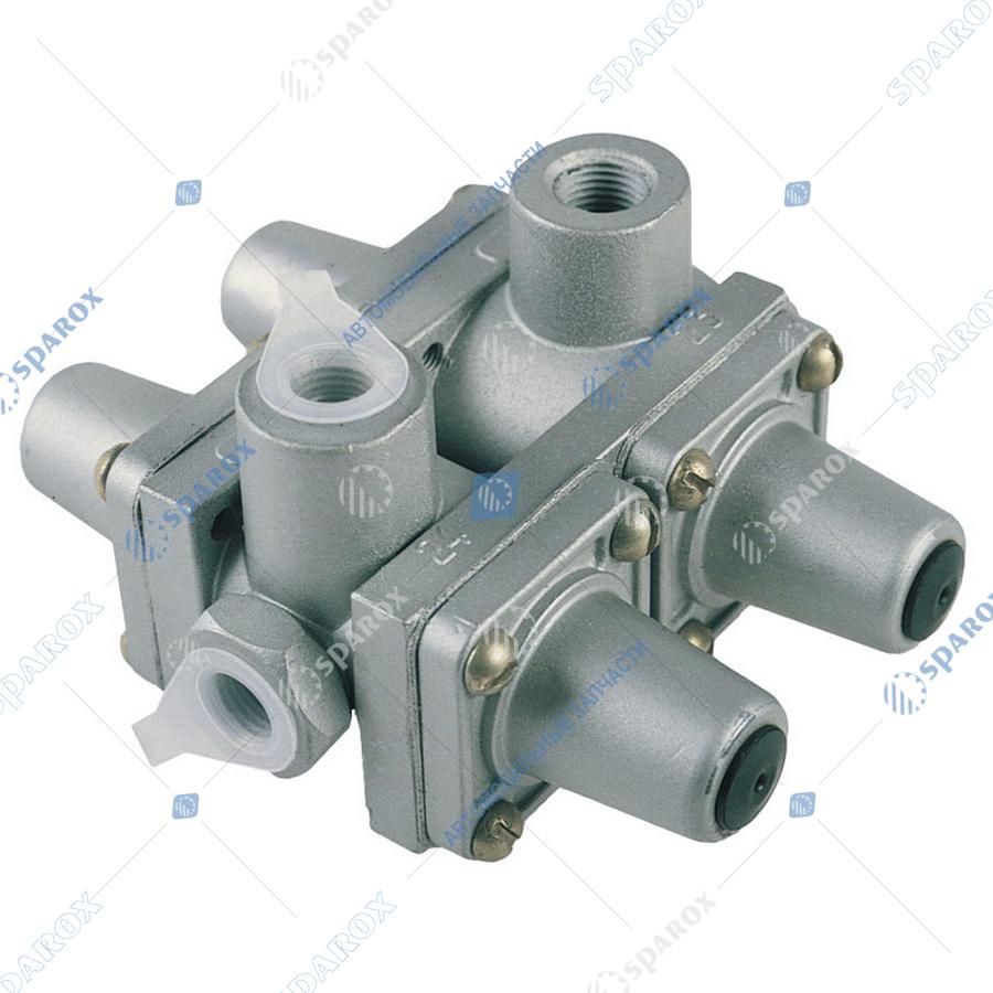 8040-3515310-00 Клапан защитный 4-контурный (БелОМО)