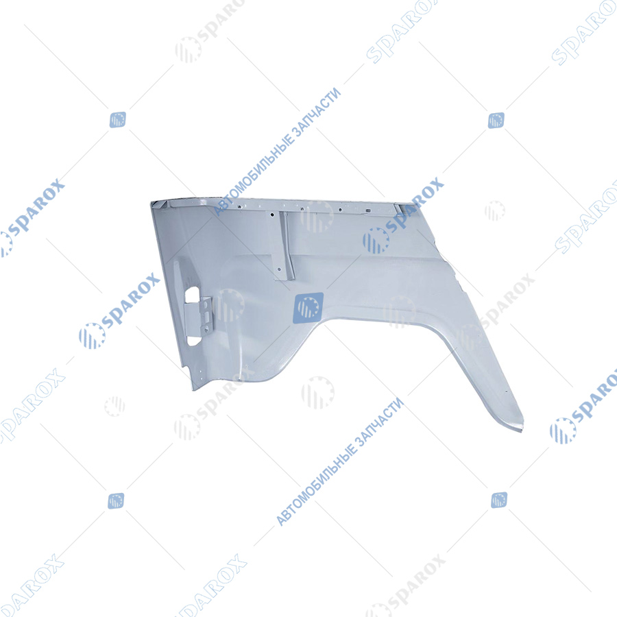 469-5401059 Крыло заднее левое УАЗ-469 под тент (ОАО УАЗ)