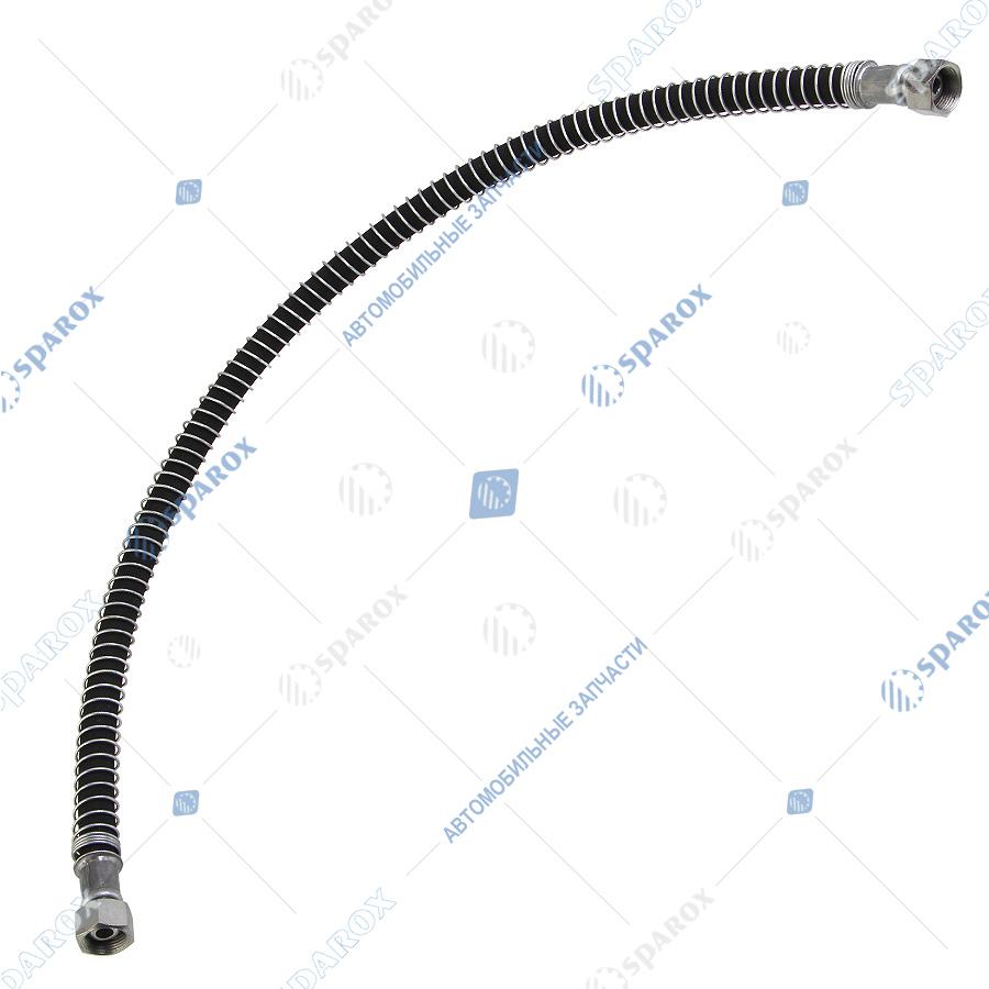 4310-3506442 Шланг тормозной КАМАЗ-4310 задний L=820 мм (ПЗА)