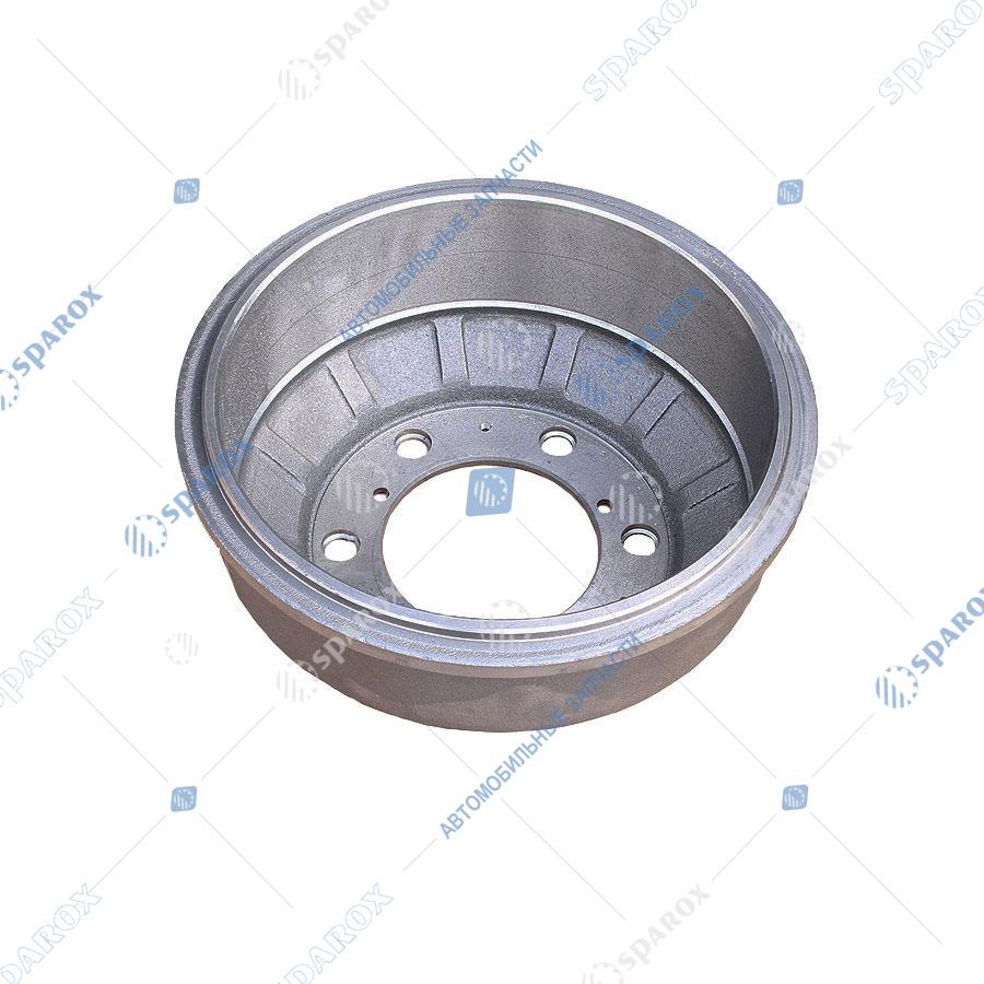 3307-3502070 Барабан тормозной задний ГАЗ-3307, 3309, ПАЗ (ОАО ГАЗ)