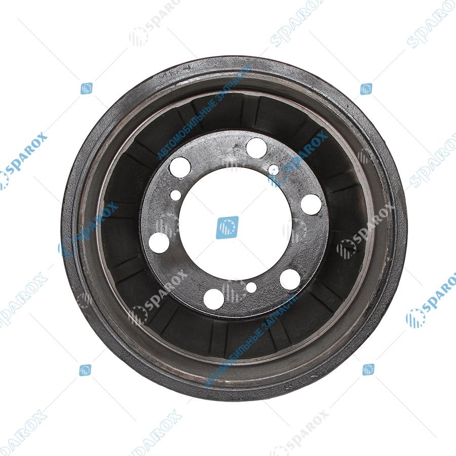 53-3501070 Барабан тормозной передний ГАЗ-53 (узкий)