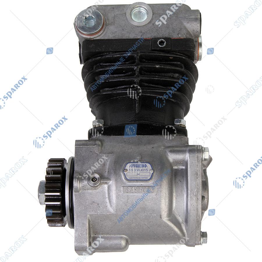 как выглядит привод компрессора камаз фото ротовой полости