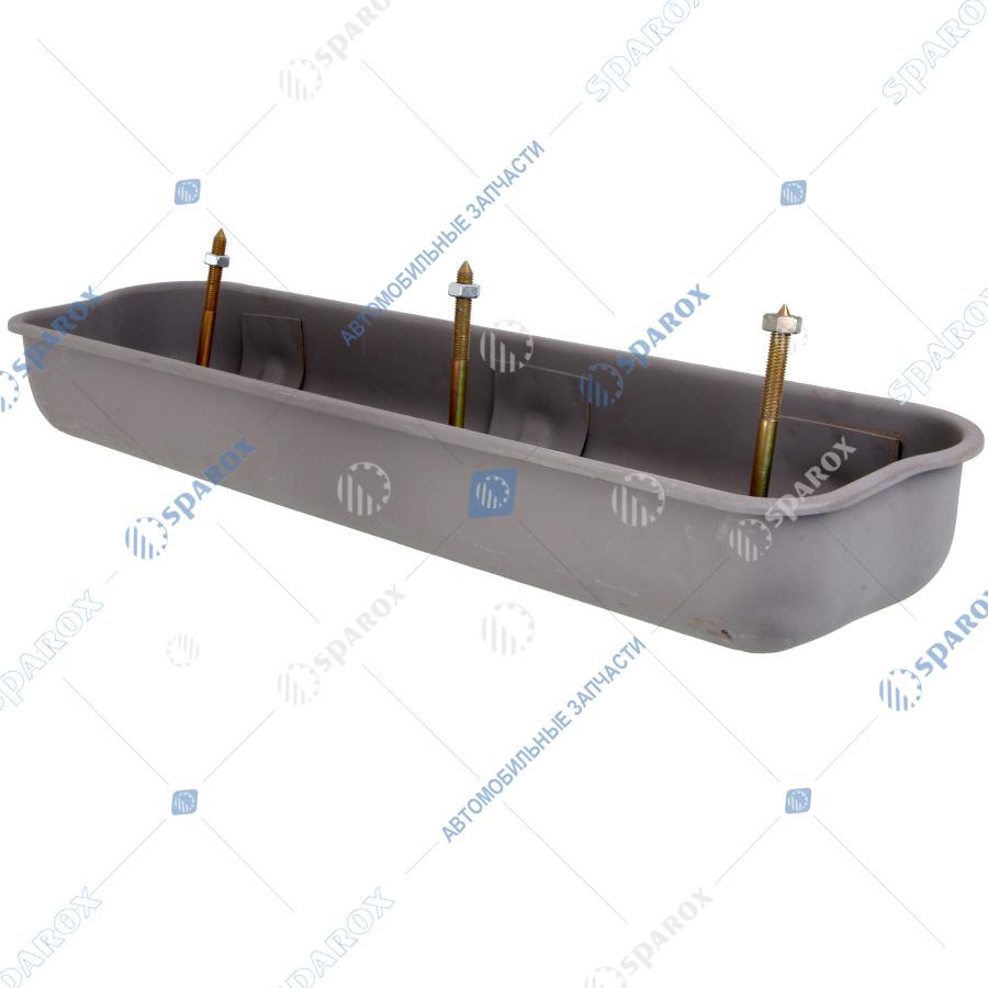 236-1003244-А Крышка головки блока цилиндров (ГБЦ) МАЗ, УРАЛ в сборе (Автодизель)