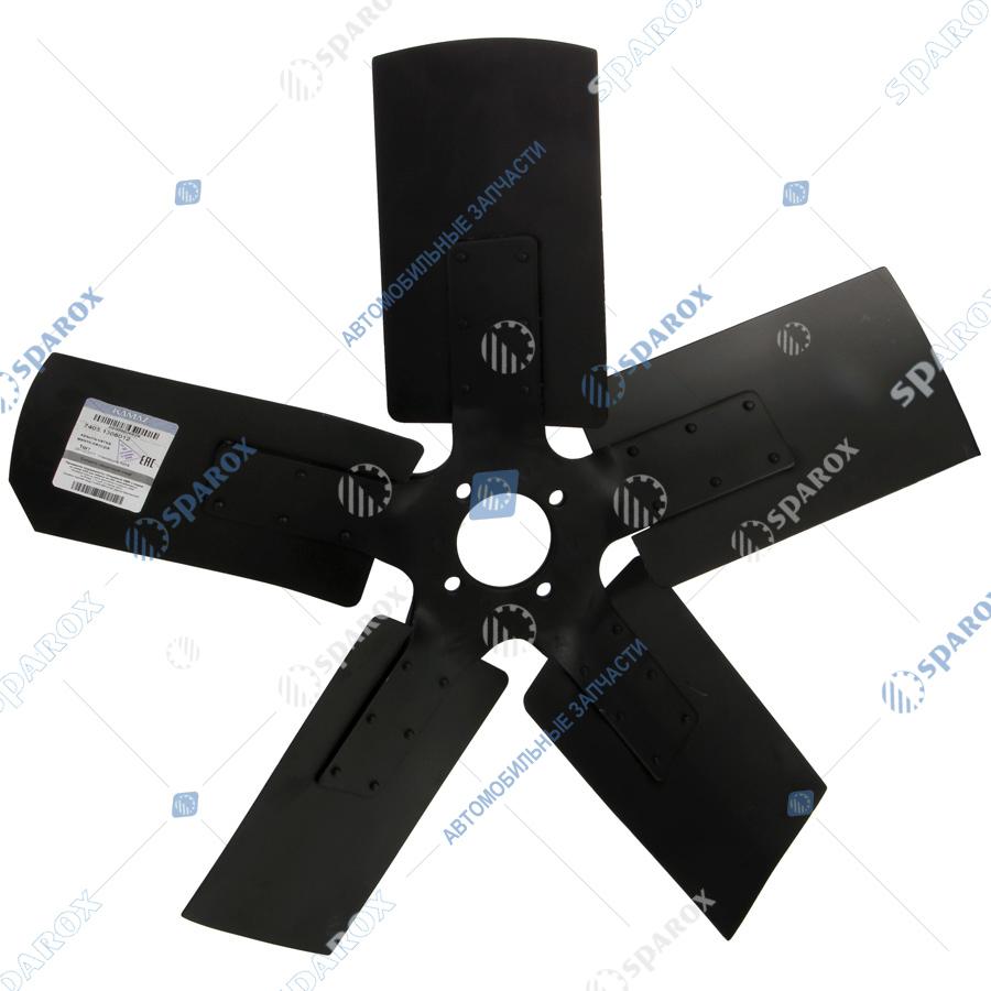7405-1308012 Крыльчатка вентилятора КАМАЗ (ПАО КАМАЗ)