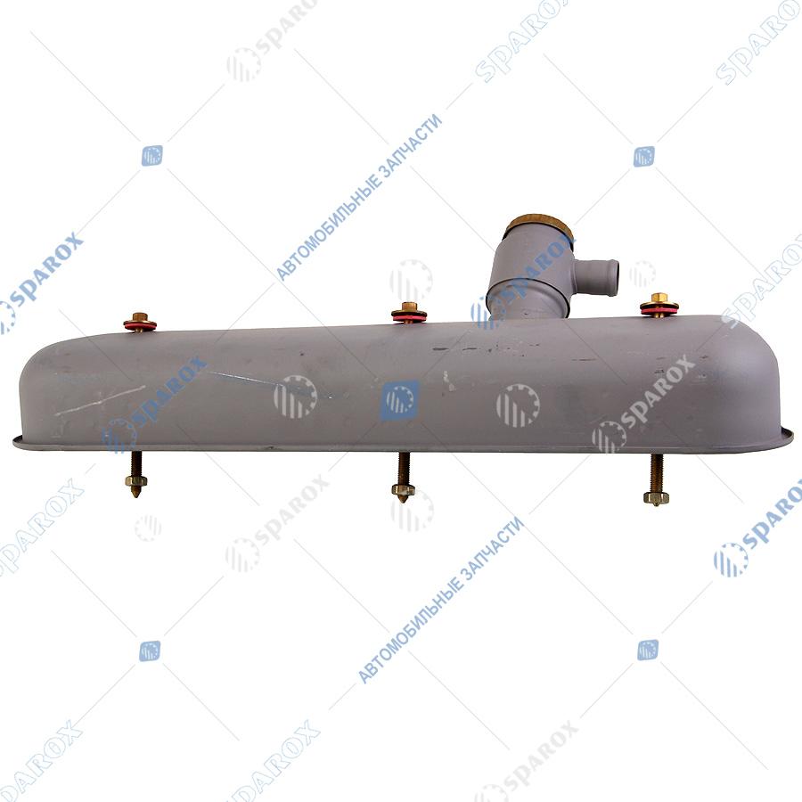 236-1003256-Б2 Крышка головки блока цилиндров (ГБЦ) МАЗ,УРАЛ дв. ЯМЗ-236 с горловиной в сборе (Автодизель)