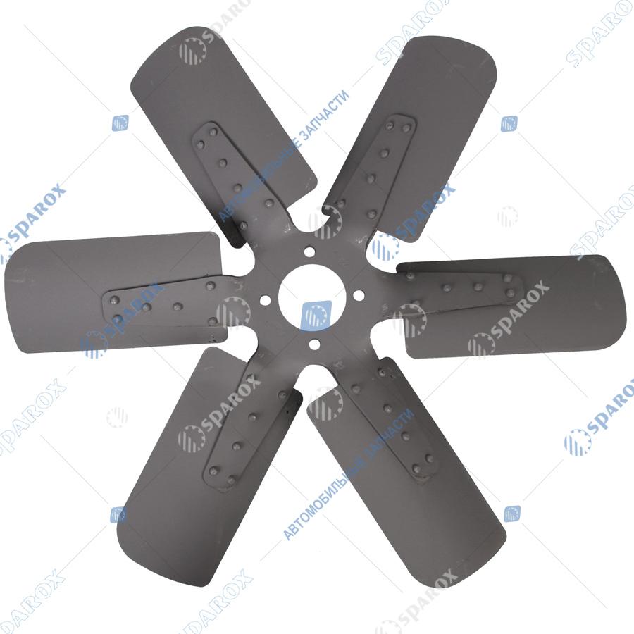 236НЕ-1308012 Крыльчатка вентилятора МАЗ,УРАЛ,Автобус (Автодизель) 65*600 дв.ЯМЗ-236НЕ,БЕ,7601