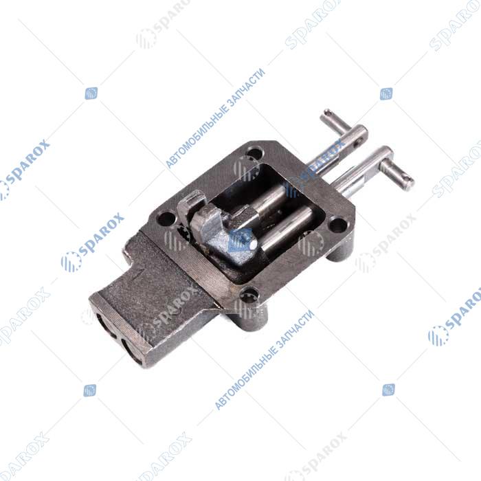 452-1803010-01 Крышка механизма переключения раздаточной коробки УАЗ-452 (ОАО УАЗ)