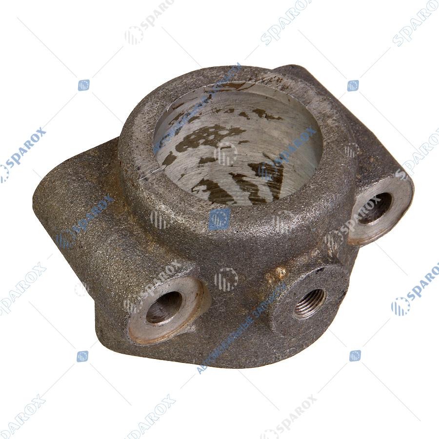 14-1703286 Кронштейн рычага привода коробки переключения передач (КПП) КАМАЗ (ПАО КАМАЗ)