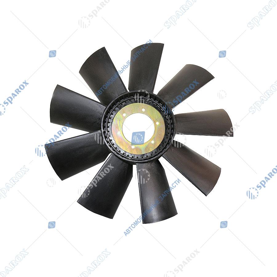 740.51-1308012 Крыльчатка вентилятора КАМАЗ-6520 пластик 710мм (ЗАО ПК ТЕХНОТРОН)