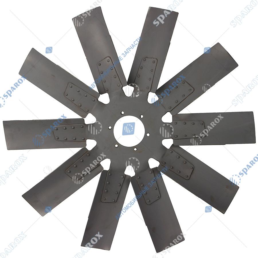 845-1308012-01 Крыльчатка вентилятора (Автодизель) дв.ЯМЗ-845