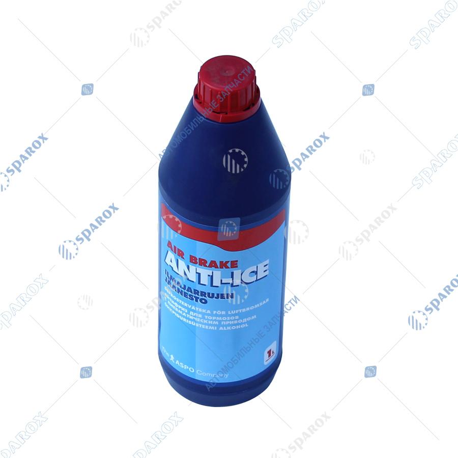 Спирт Антифриз (противообледенитель) для пневмотормозов, спирт (1 л)