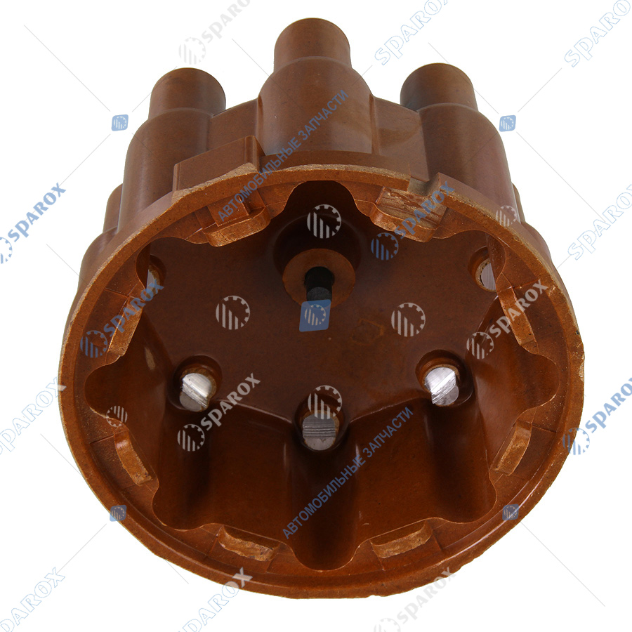 Р351-3706500 Крышка распределителя зажигания Р351-500 (Р102) на Р133,137,24.3706