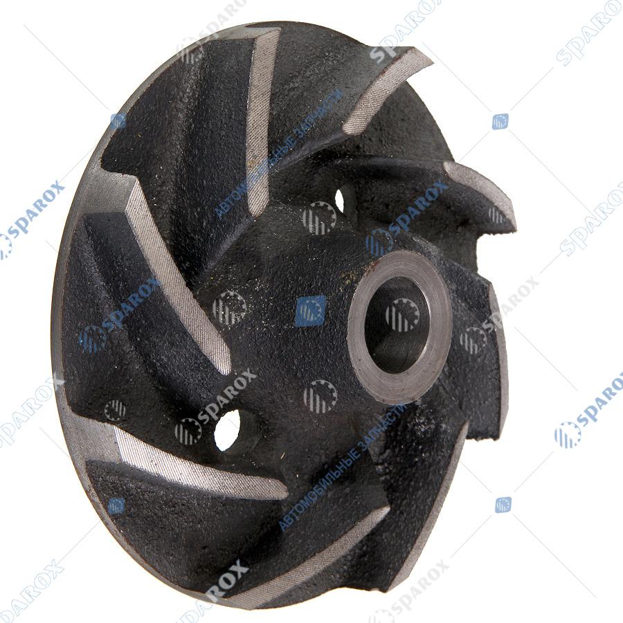 236-1307030-Г Крыльчатка водяного насоса с манжетой МАЗ,УРАЛ,КрАЗ (Автодизель)
