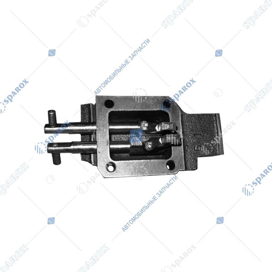 469-1803010 Крышка механизма переключения раздаточной коробки УАЗ-469 (ОАО УАЗ)