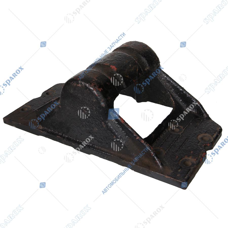 64227-2702071 Кронштейн седельного устройства МАЗ, Камаз 8 отверстий, hк=150 мм (ТАиМ)