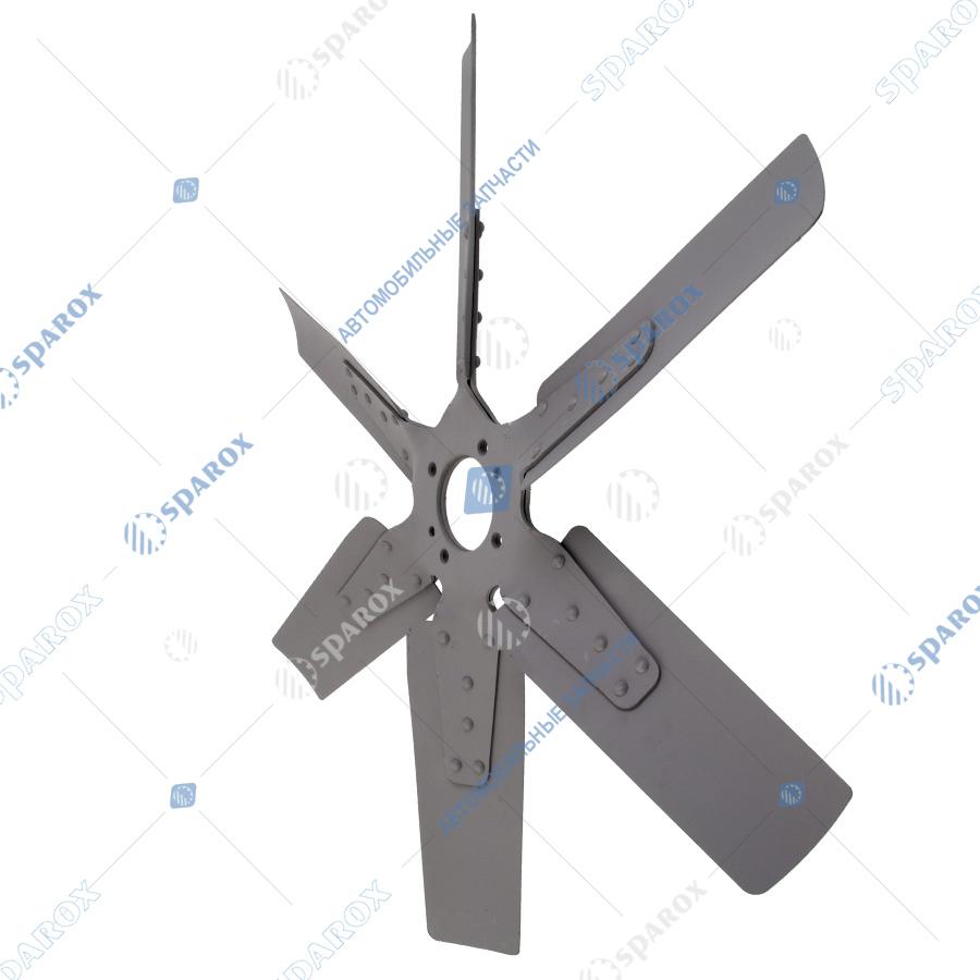 238БЕ-1308012-А Крыльчатка вентилятора МАЗ,УРАЛ,КрАЗ (Автодизель) 65*660 дв.ЯМЗ-238ДЕ,ДЕ2,БЕ,БЕ2