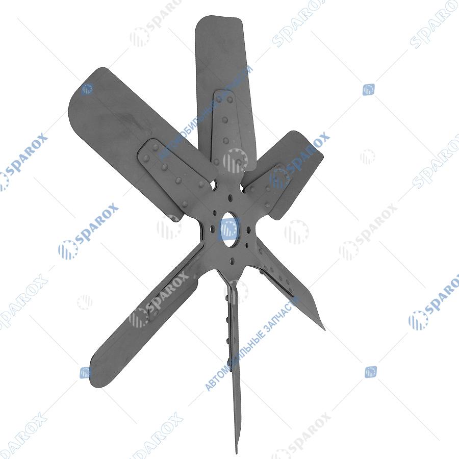 238АК-1308012 Крыльчатка вентилятора Комбайн (ПАО Автодизель) дв.ЯМЗ-238АК,236ДК