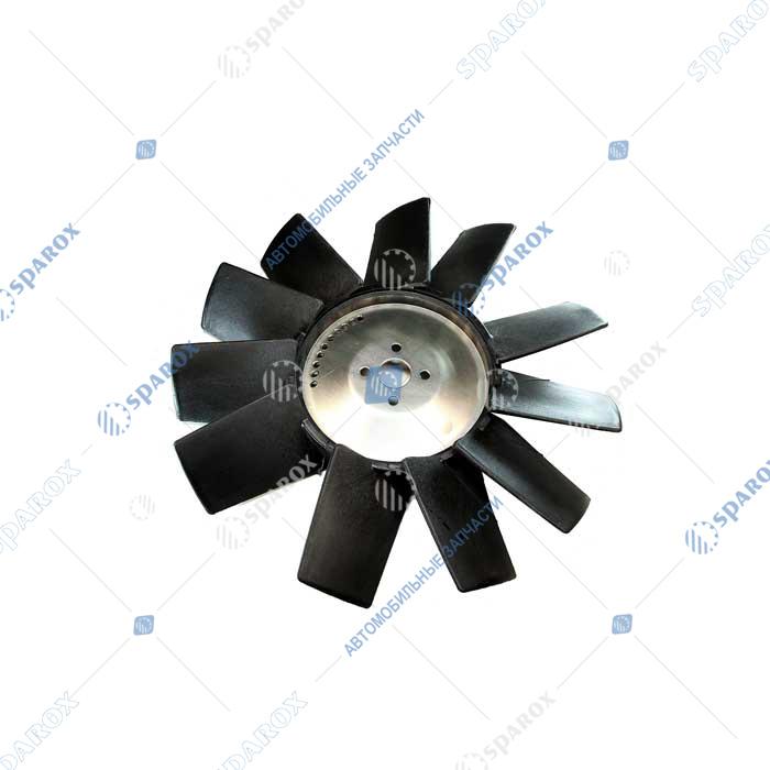 2752-1308011 Крыльчатка вентилятора ГАЗель ДВ-405, 4216 (под вязкомуфту) (Автокомпонент) 11лопастей