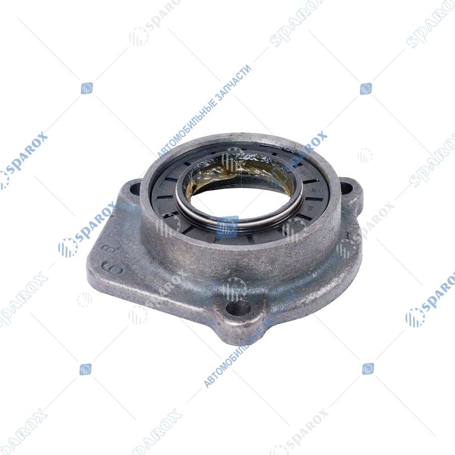 3741-1802117 Крышка подшипника с манжетой УАЗ-452 (ОАО УАЗ)