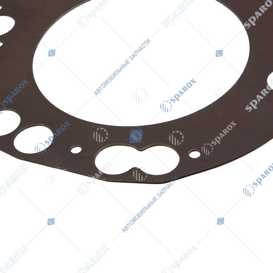238Д-1003210 Прокладка головки блока цилиндров (ГБЦ) в сборе МАЗ, УРАЛ, КРАЗ (металл + резинотехнические изделия) (ПАО Автодизель)