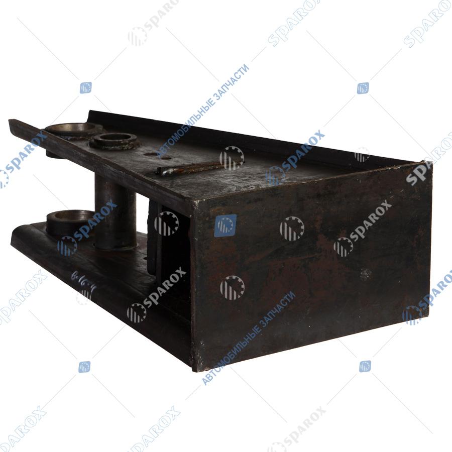 93866-2912440 Кронштейн задней рессоры МАЗ передний (ОАО МАЗ)