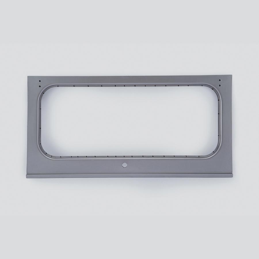 469-31-5701320 Крышка багажника (рамка над бортом) УАЗ-469, 3151 (ОАО УАЗ)