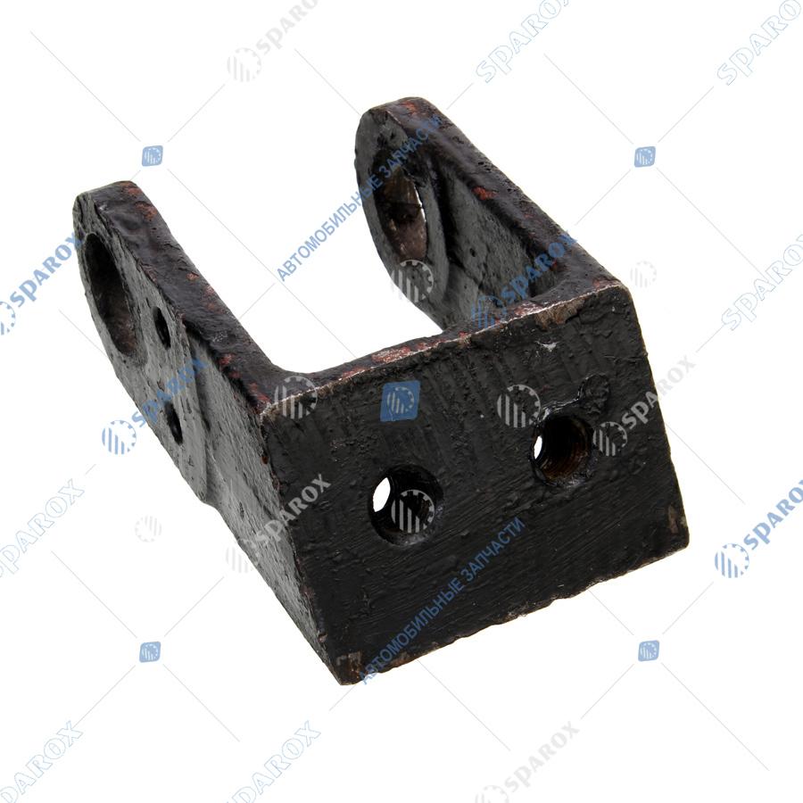 6422-1602784-01 Кронштейн роликов троса сцепления МАЗ (ОАО МАЗ)