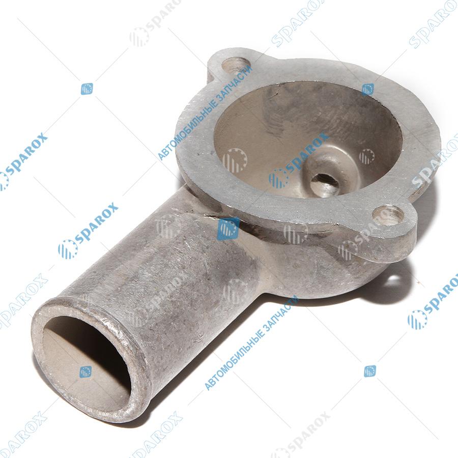 421-1306032-10 Крышка корпуса термостата двигатель-4215, 4216 ГАЗель (ОАО УМЗ)
