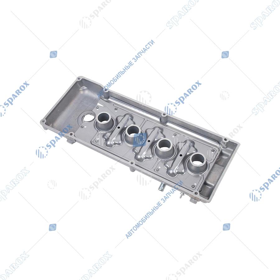 406-1007230-31 Крышка клапанов ДВ-406 ГАЗель (ОАО ЗМЗ) металл